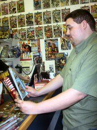Blake at BSI comics