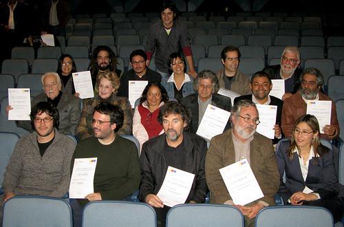 Premios CONACINE e IBERMEDIA 2008