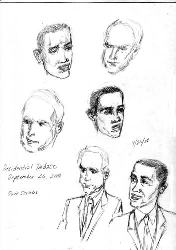 Debate Sketches