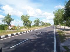 Jalan Akses ke Bandara Tjilik Riwut
