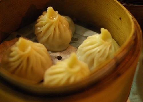 dumpling (I think it's prawn)