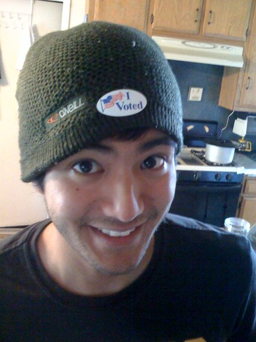 I Voted!!!