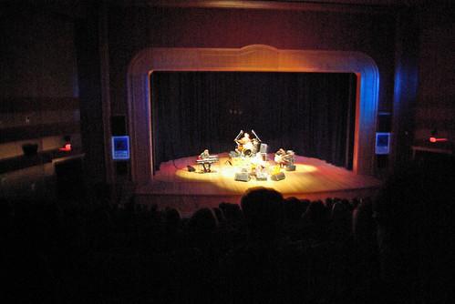 Bülent Ortaçgil concert in Caddebostan Kültür Merkezi, İstanbul, pentax k10d