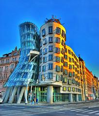 Dancing Building of Prague