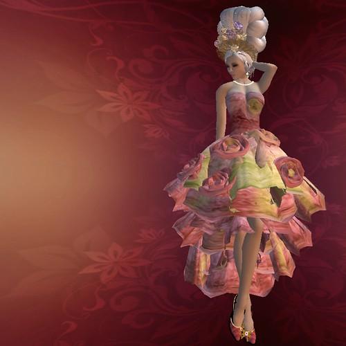Paper Couture's Rosette