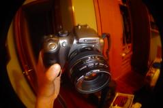 300D + 50mm 1.4 :)