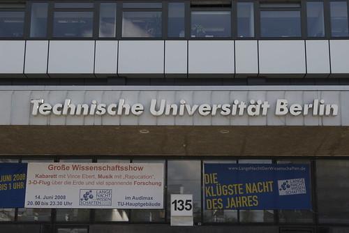 LNdW 2008 - TU Berlin
