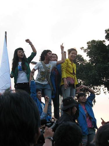 你拍攝的 indonesia jakarta。