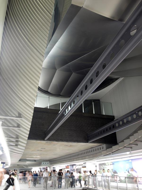 副都心線 渋谷駅