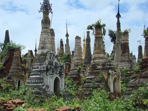 Templo Shwe Inn Thein.