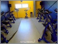 Spin / Revolution Room
