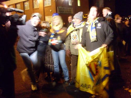 Villareal Fans