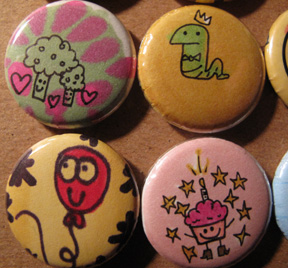 new buttons