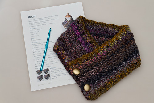 Thing a Week #13: Neckwarmer Pattern