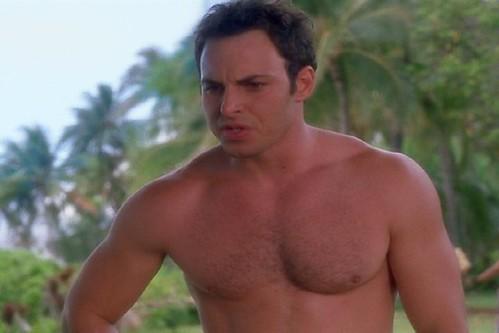Nick Spano Shirtless