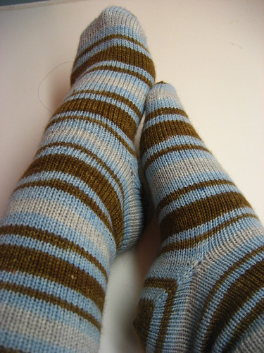 sKNITches Striping Socks
