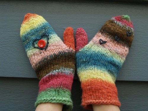popsicle mittens