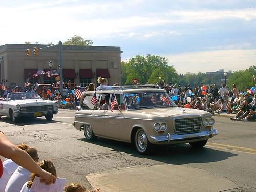 1963 Daytona Studebaker Wagon
