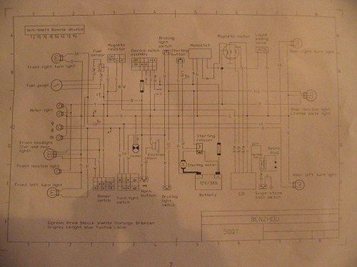 small resolution of 50qt moped wiring diagram