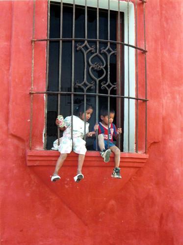Oaxaca Children by jschneid