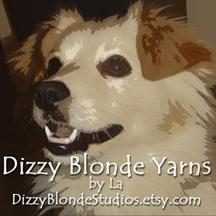 Dizzy Blonde Logo