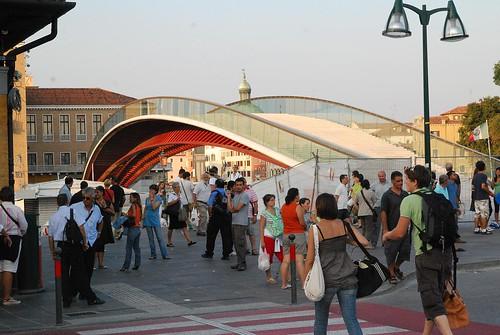 Ponte di Calatrava (Venezia)