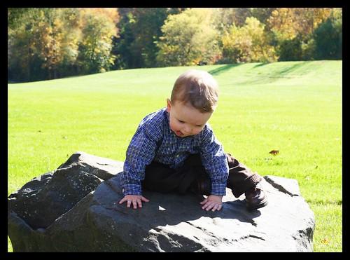 Rock Climbing 1