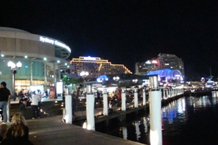 Restaurents from darling harbour