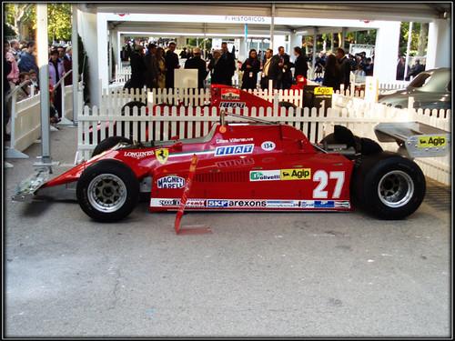 Ferrari F1 126CK