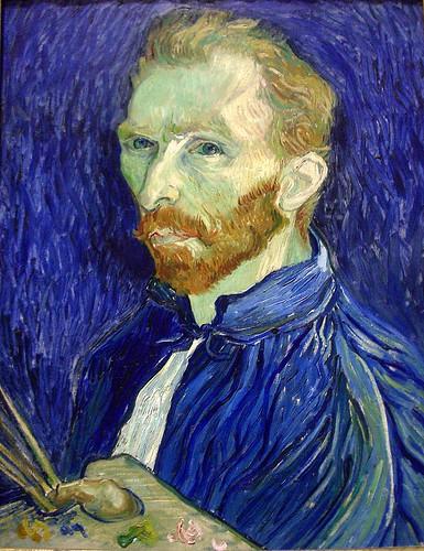 Van Gogh en la Galeria de Arte Nacional