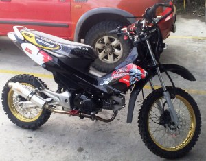Xrm Motorcycle Modified | disrespect1st