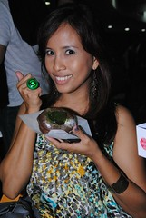 Green Lantern ring and doughnut
