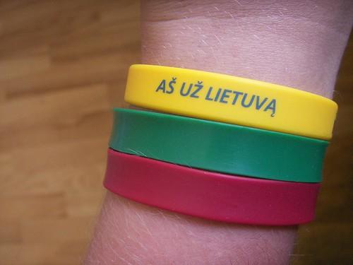 Aš už Lietuvą!