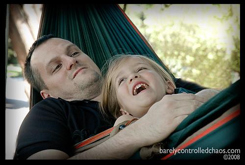 Daddy & Emma