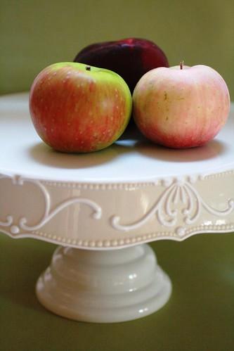 Apples on server
