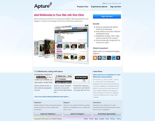 Apture – Apture.com