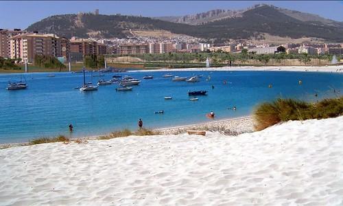 La playa de Jaén