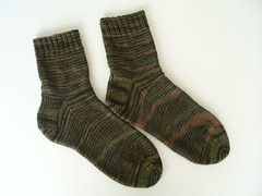 Lorna's Laces Camouflage