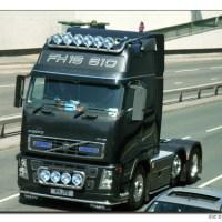 Volvo Trucks lanseaza modelul FH16 de 750 cai putere