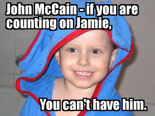Not John McCain's