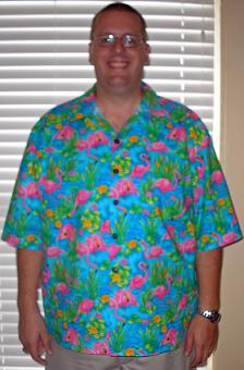 Flamingo shirt Steve (2)
