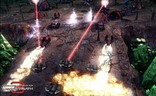 Command & Conquer 3 Kane's Wrath - Reviewed 4