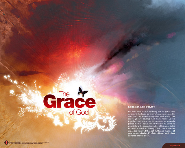 Action Speaks Louder Than Words, And Why Did Christ Had To Come? The Grace of God