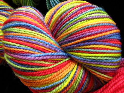 Rainbow on Tiger Twist