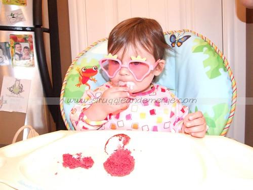 Elton John Eats Cake