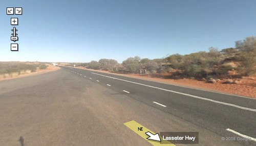 Road to Yulara
