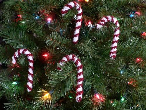 Some crochet ornaments!