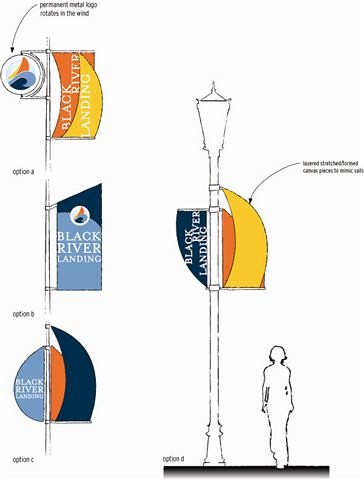 Lorain Banners