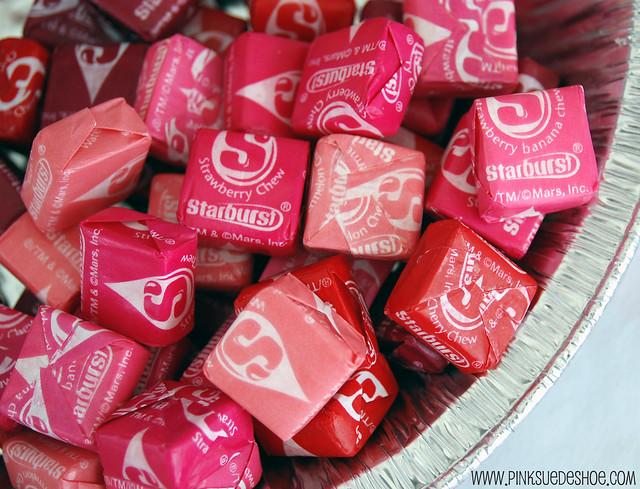 pink starburst