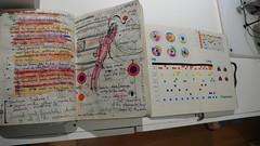 Robert Corish - Audio & Visual Evolution - Notebooks on Tim's flickr